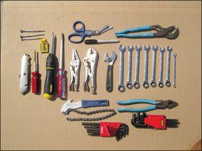 Boat Repair Equipment