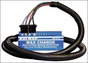 Balmar's Max Charge