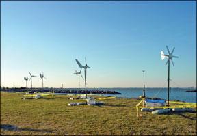 Sailboat Wind Generator Comparison