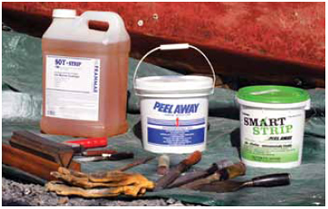 chemical paint removers
