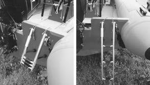 Boat Ladder for Inflatables