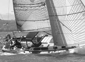 Market Scan: Sails and Sailmakers