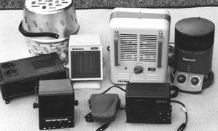 Portable Cabin Heaters