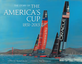 'The Story of america's Cup'