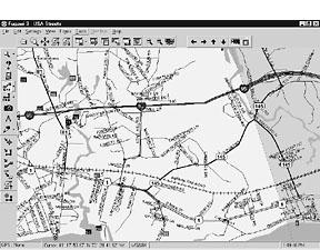 Navigation Software Update