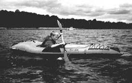 Inflatable Kayak Cum Tender?