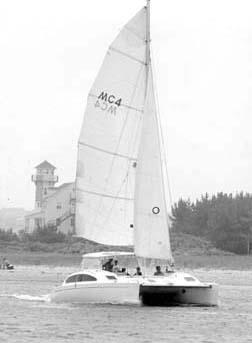 Maine Cat 30