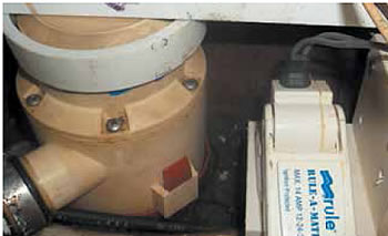 Electric bilge pumps