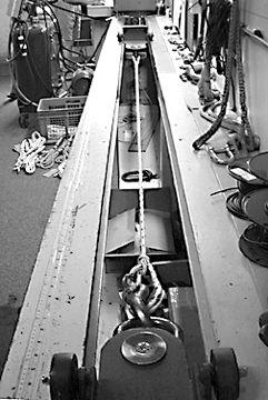 High-Tech Rope Test