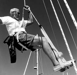 Topclimber: Going Aloft Solo