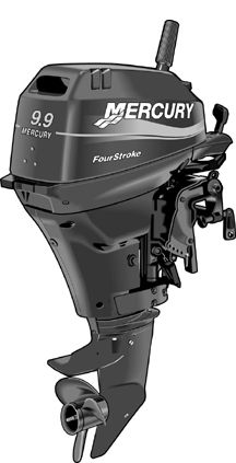 Small Four-Stroke Outboards