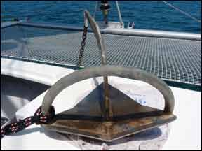 boat anchor shanks