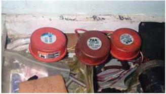 Bilge Setup Keeps Electrical Bits High and Dry