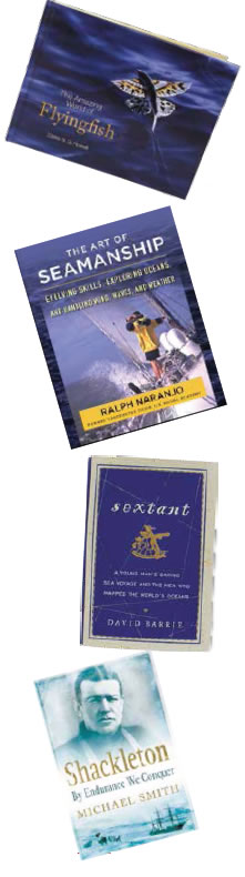 New Sailing Books