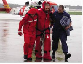 Coast Guard crewmember