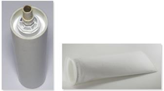 No. 4 polyester felt filter bag