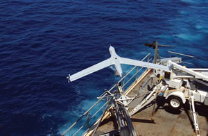 The ScanEagle has been used for everything from tracking Somali pirates to assessing flood threats in North Dakota.