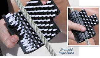 Shurhold Rope Brush