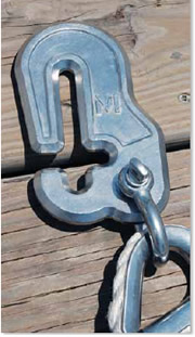 Mantus Anchor-chain Hook