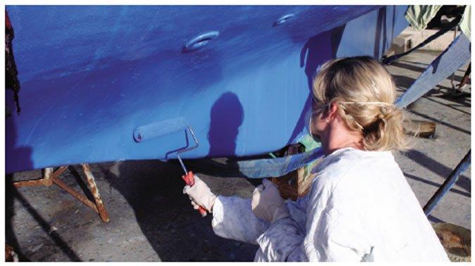 Blue Water Paints