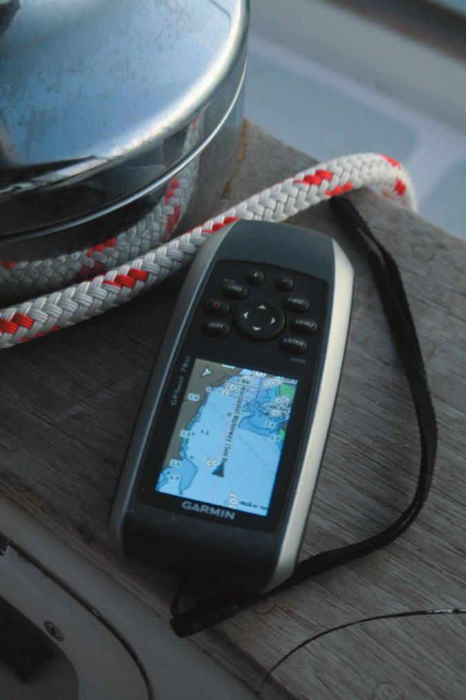 Garmin GPS 78SC