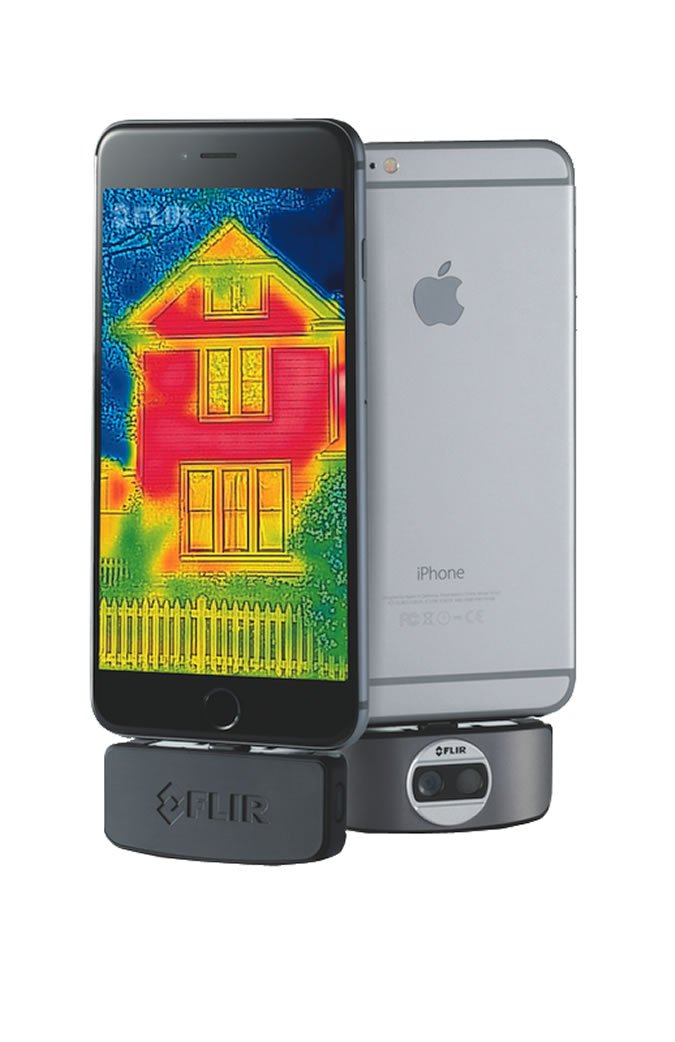 FLIR One  for iOS & Android