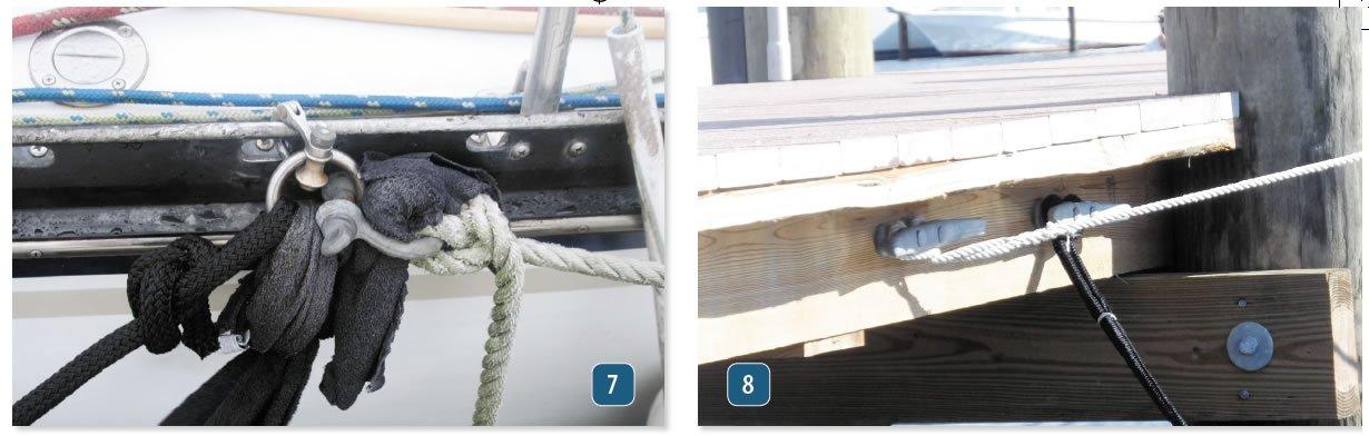 dock cleats