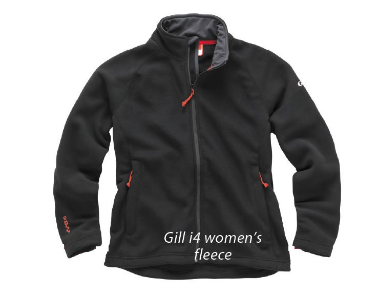 Gill i4 fleece jackets
