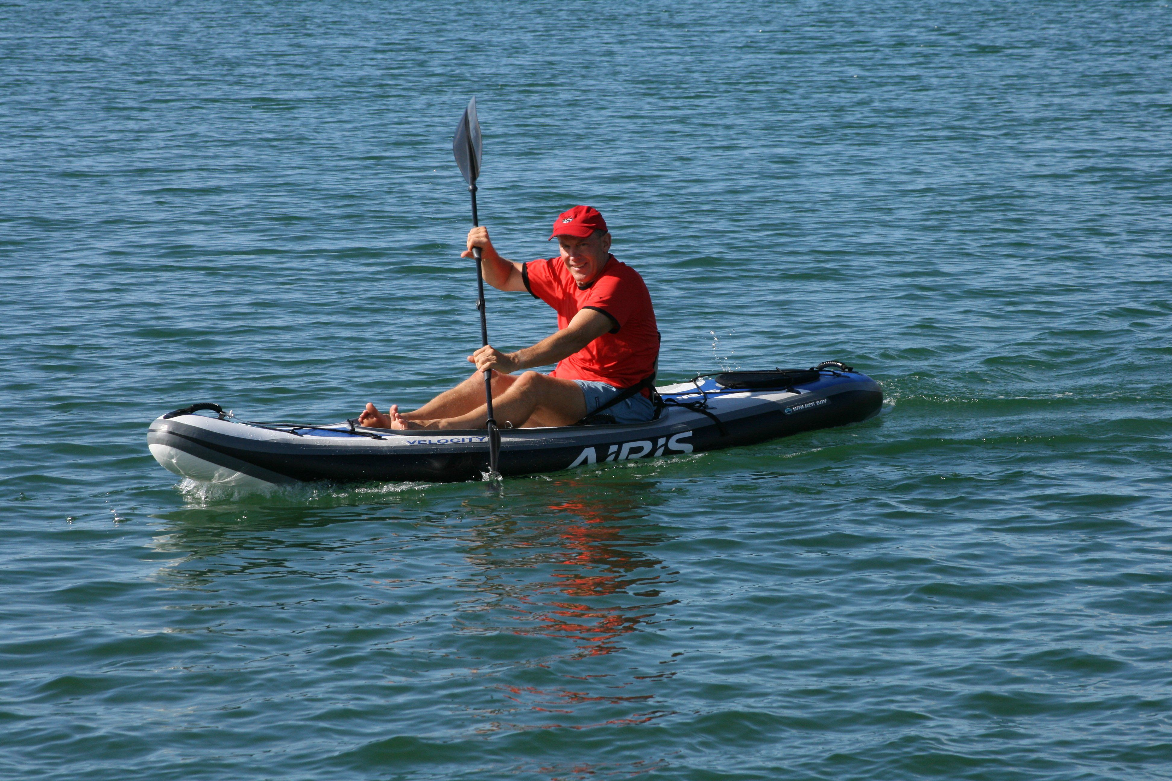 The Best Kayak Paddle and Stroke