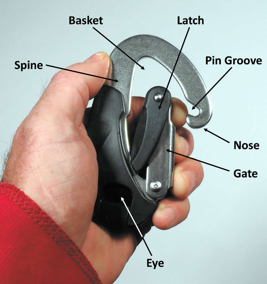 Spinlock Race Clip