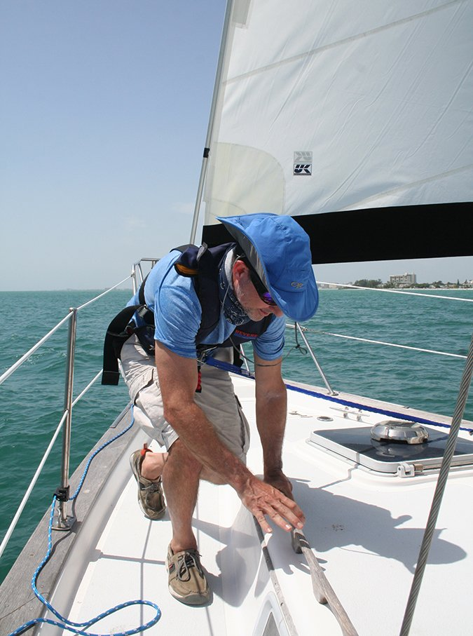 sailing checklists are important