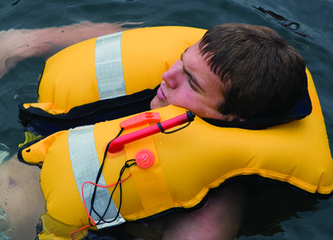 Report Cites Problems with Spinlock Deckvests