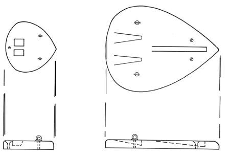 Wooden Anchor Chocks