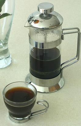 Adventures in Onboard Coffee-making