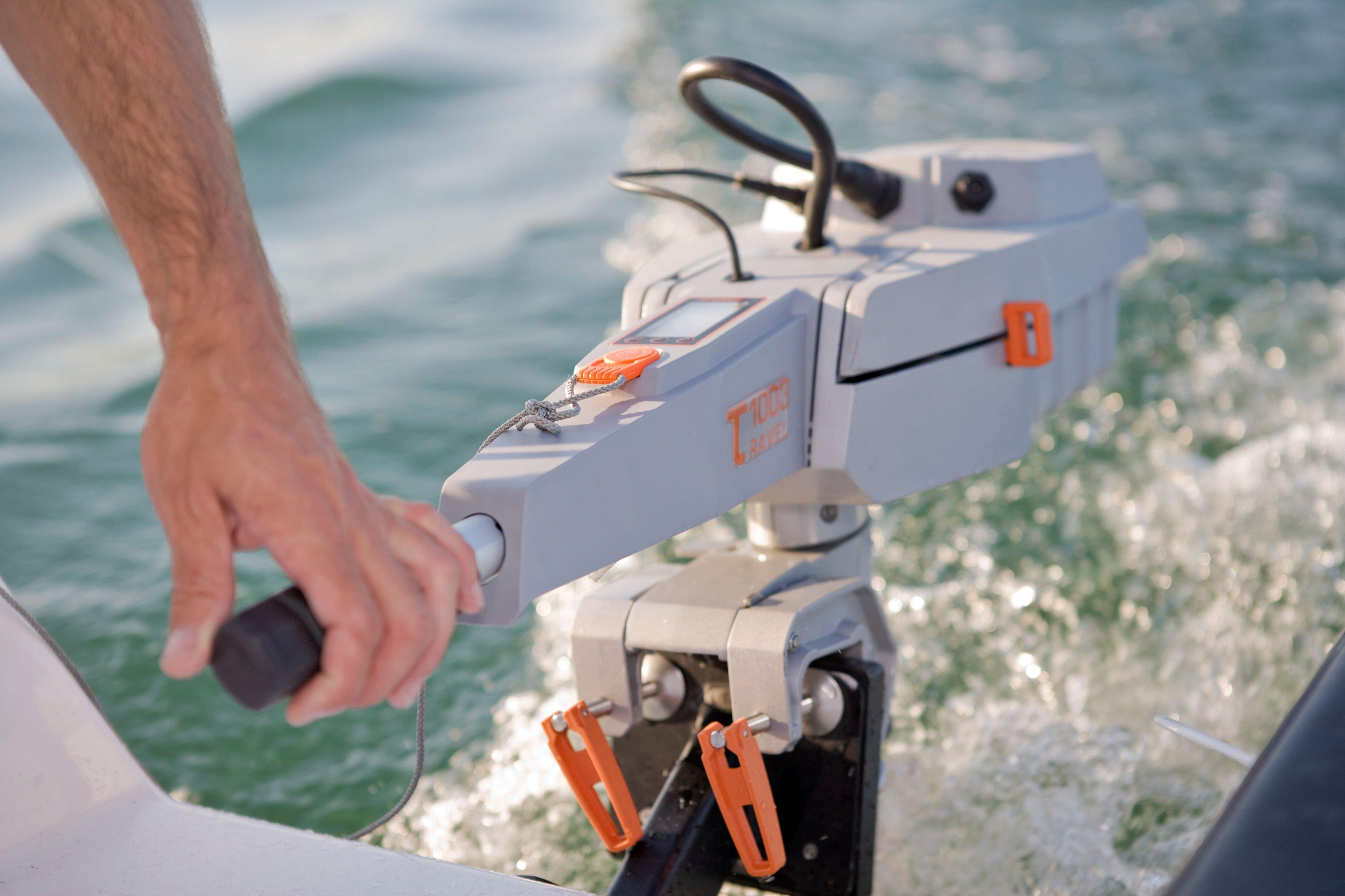 Portable Electrical Propulsion For Small Sailboats Practical Sailor