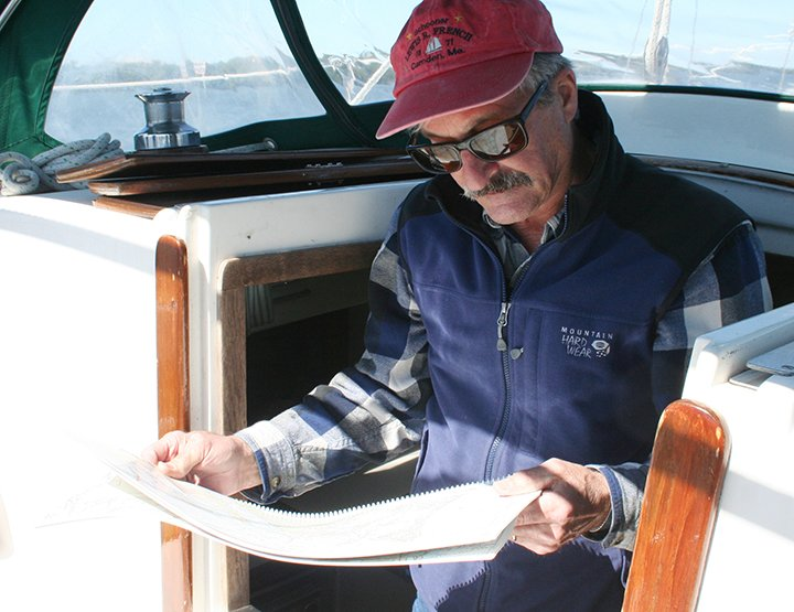 Safe Navigation in Poorly Charted Waters