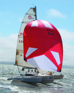 Pros and Cons of 'Fathead' Mainsail