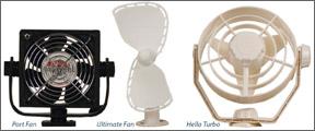 Port Fan - Ultimate Fan - Hella Turbo