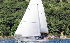 1965 Alberg 35