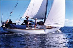 Ericson 41 Sailboat