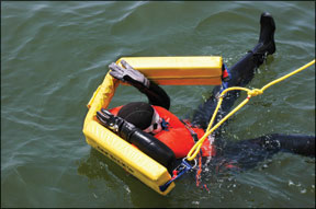 Man-Overboard Retrieval Techniques