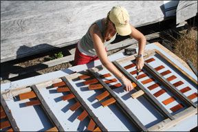Boat Maintenance: 18-month Checkup on Wood Finishes Test