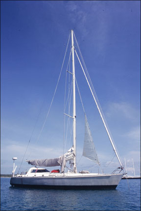 Heavy Weather Sailing Gear