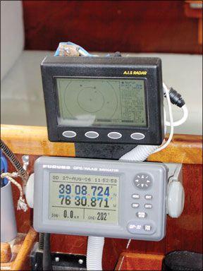 Nasa AIS Radar