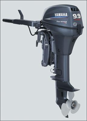 9.9-hp Outboard Motors