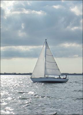 Cape Dory 25