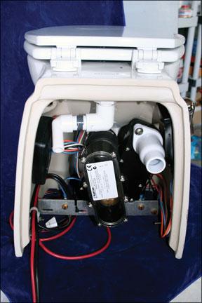 electricflush marine toilets part 2  practical sailor