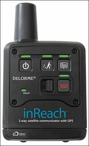 DeLorme inReach vs. Iridium Extreme