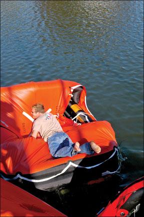 Life Raft Test