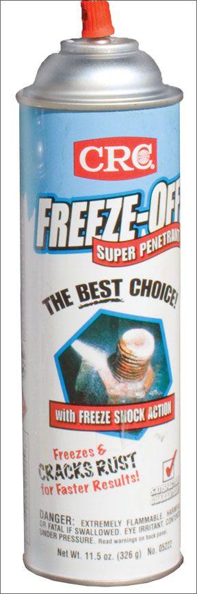 CRC Freeze-Off